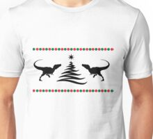 Dinosaur Christmas Jumper/Sweater Unisex T-Shirt