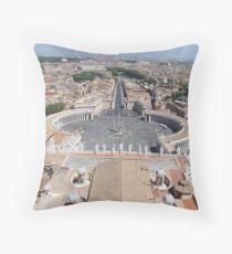 Vatican Throw Pillow