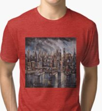 Gotham City Tri-blend T-Shirt