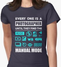 Love Photography Women's Fitted T-Shirt