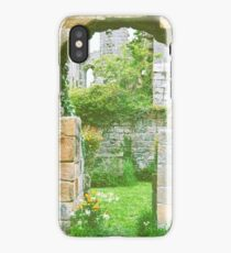 The Keyhole Arch iPhone Case/Skin