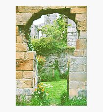 The Keyhole Arch Photographic Print