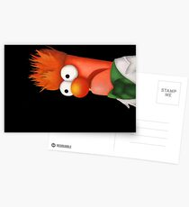 Beaker Postcards