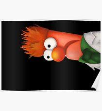 Beaker Poster
