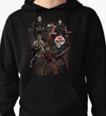 Death Metal Killer Music Horror Pullover Hoodie
