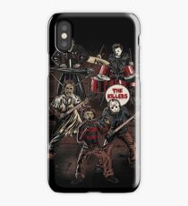 Death Metal Killer Music Horror iPhone Case