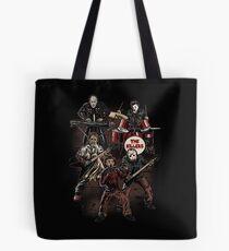 Death Metal Killer Music Horror Tote Bag