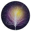 White Oak Dark Sky by WelshPixie