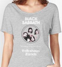 Zurich Women's Relaxed Fit T-Shirt