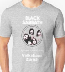 Zurich Unisex T-Shirt