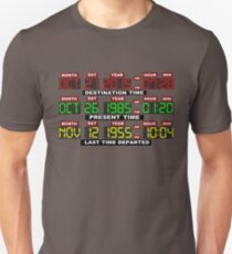TIME CIRCUITS ON! Unisex T-Shirt