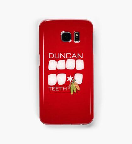 Duncan Teeth Samsung Galaxy Case/Skin