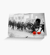 Poppy Appeal 2016 Greeting Card