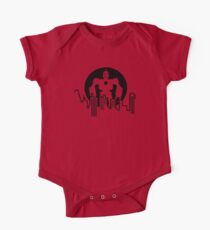 Giant  Robot - City Skyline Kids Clothes