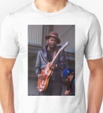 Gary Clark Jnr Live Unisex T-Shirt