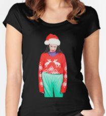 Miranda Women's Fitted Scoop T-Shirt