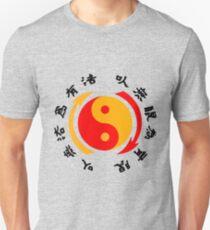 Jeet Kune Do Asian Yin Yang Symbol T-Shirt