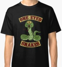 One Eyed Snakes t shirt Classic T-Shirt