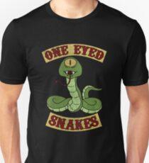 One Eyed Snakes t shirt Unisex T-Shirt