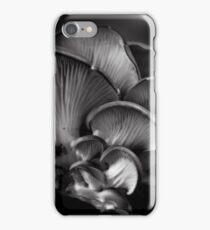 Shelf Fungus Monochrome iPhone Case/Skin
