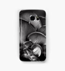 Shelf Fungus Monochrome Samsung Galaxy Case/Skin