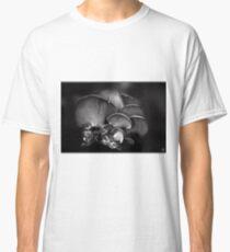 Shelf Fungus Monochrome Classic T-Shirt
