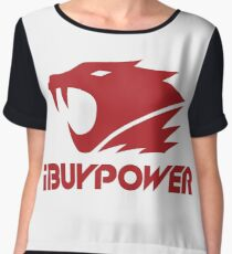 iBuyPower csgo team logo Women's Chiffon Top