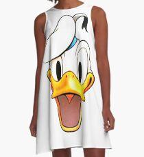 DONALD DUCK A-Line Dress