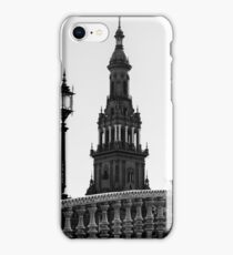 Seville - Plaza de Espana iPhone Case/Skin