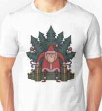 Santa Of Thrones - Christmas Is Coming Unisex T-Shirt