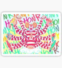 Ascendant Clown Sticker