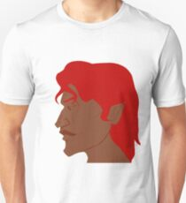 Andry Strongheart, Halfling Barbarian  Unisex T-Shirt