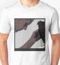 tablet on the beach Unisex T-Shirt