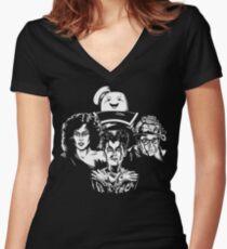 Gozerian Rhapsody Women's Fitted V-Neck T-Shirt