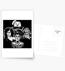 Gozerian Rhapsody Postcards