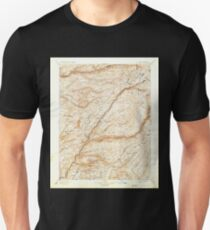 USGS TOPO Map California CA Big Trees 299222 1901 125000 geo T-Shirt