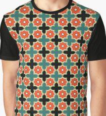 Moorish style pattern Graphic T-Shirt