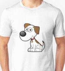 Spotted dog. Unisex T-Shirt