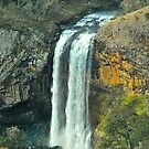 Lower Ebor falls by Penny Smith