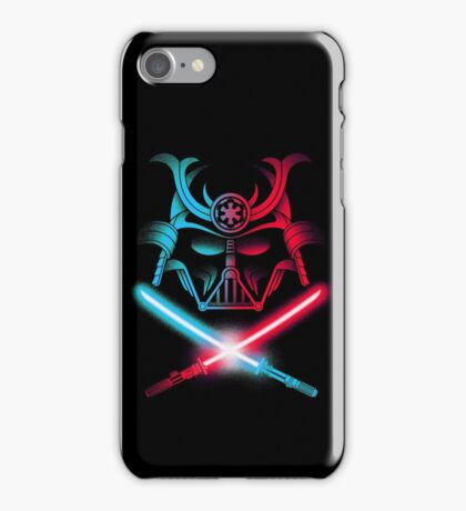 SITH & KATANAS iPhone Case/Skin