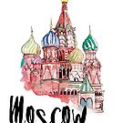 Moscow by creativelolo