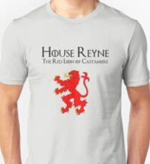 House Reyne of Castamere Emblem T-Shirt