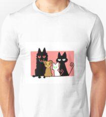 Animal Family T-Shirt