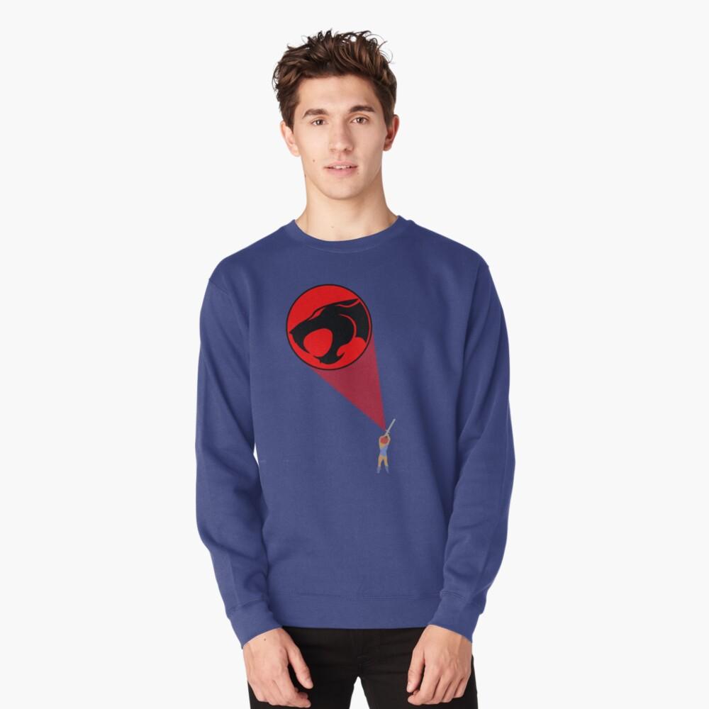Thunder Cats Pullover Sweatshirt