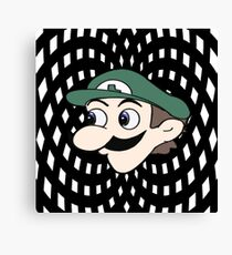 Hypnotic WeeGee Canvas Print