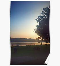 Lake Tapan Poster