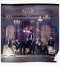 BTS Blood Sweat & Tears Poster