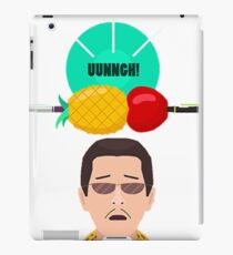 Pen Pineapple Apple Pen iPad Case/Skin