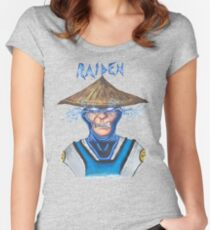 Raiden Women's Fitted Scoop T-Shirt