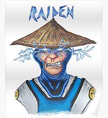 Raiden Poster